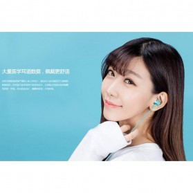 Xiaomi Mi Piston Huosai 3 Earphone Fresh Version (ORIGINAL) - Black - 7