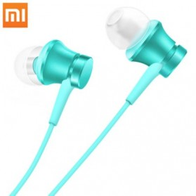 Xiaomi Mi Piston Huosai 3 Earphone Fresh Version (ORIGINAL) - Blue