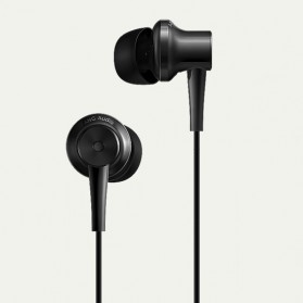 Xiaomi Mi Earphone Hybrid Driver Type-C Version with Mic - JZEJ01JY - Black
