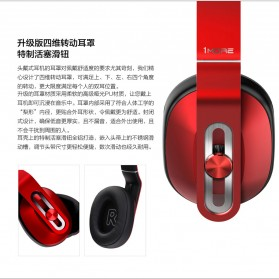 Xiaomi 1More Bluetooth Headphone - MK801 - Red - 2