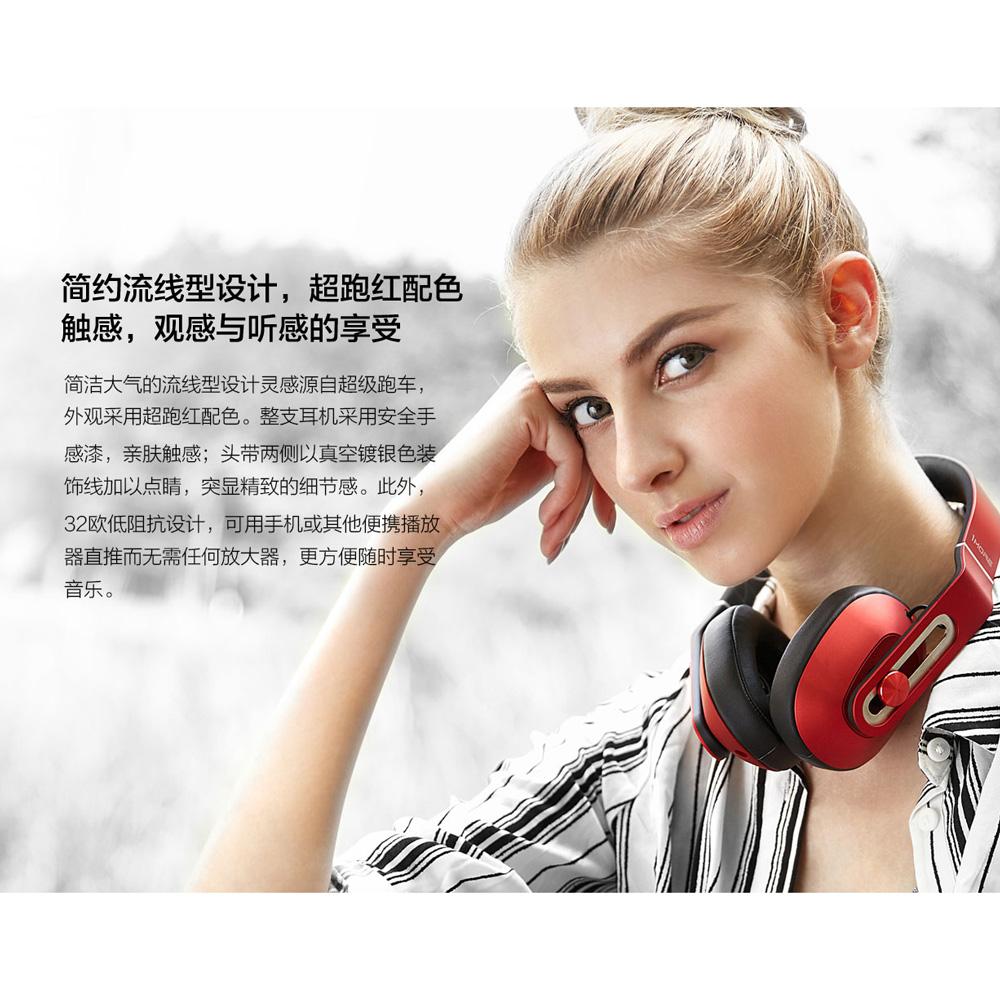 Xiaomi 1more Headphone Mk801 Red Jakartanotebook Com