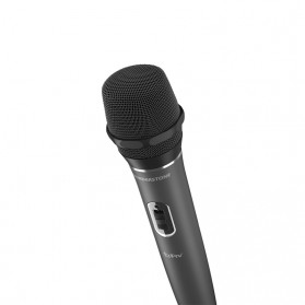 Xiaomi Lei Shi KTV Wireless Microphone Condenser Karaoke 2 PCS - Black - 2