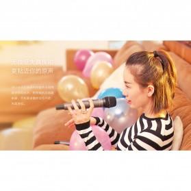 Xiaomi Lei Shi KTV Wireless Microphone Condenser Karaoke 2 PCS - Black - 4