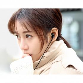 Xiaomi Earphone Earpods Half In-Ear with Mic - BRE01JY - White - 2