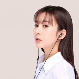 Xiaomi Earphone Earpods Half In-Ear with Mic - BRE01JY - White - 3