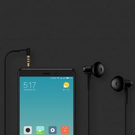 Xiaomi Earphone Earpods Half In-Ear with Mic - BRE01JY - White - 5