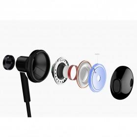 Xiaomi Earphone Earpods Half In-Ear with Mic - BRE01JY - White - 7