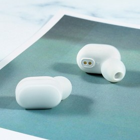 Xiaomi Mi AirDots Lite TWS Bluetooth Earphone - White - 5