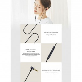 Xiaomi Mi Hybrid 2 Triple Dynamic + Balance Armature Driver Earphone with Mic - Black - 9