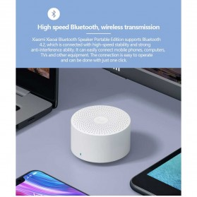 Xiaomi Xiaoai Compact Bluetooth Speaker Portable Edition - MDZ-28-DE - White - 6