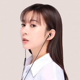 Xiaomi Dual Drivers In-ear Earphone with Microphone - BRE01JY (Replika 1:1) - Black - 2