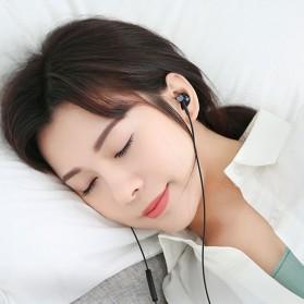 Xiaomi Dual Drivers In-ear Earphone with Microphone - BRE01JY (Replika 1:1) - Black - 3
