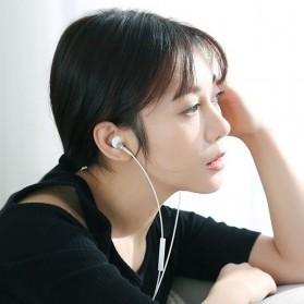Xiaomi Dual Drivers In-ear Earphone with Microphone - BRE01JY (Replika 1:1) - Black - 4
