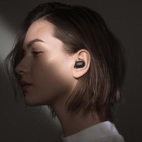 Redmi AirDots S TWS Bluetooth 5.0 Earphone DSP - TWSEJ05LS - Black - 6