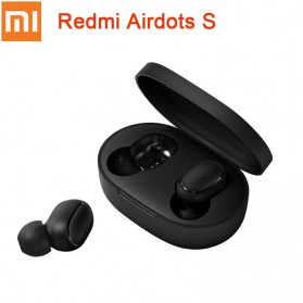 Redmi AirDots S TWS Bluetooth 5.0 Earphone DSP - TWSEJ05LS - Black