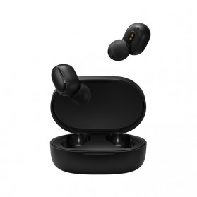 Redmi AirDots S TWS Bluetooth 5.0 Earphone DSP - TWSEJ05LS - Black - 2