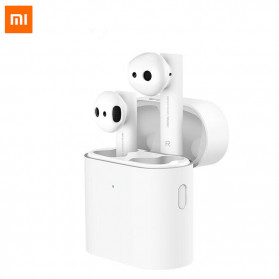 Xiaomi Mi AirDots Pro 2 TWS Bluetooth Earphone - TWSEJ02JY - White