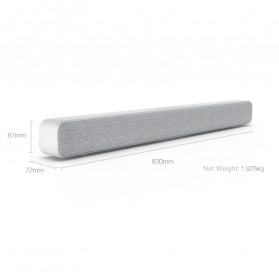 Xiaomi Mi Soundbar Speaker Bluetooth Home Theater 33 Inch - MDZ-27-DA - Silver - 3