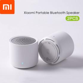 Xiaomi Mijia Wireless Portable Bluetooth 5.0 Speaker Stereo 1PCS - XMYX05YM - Black - 2