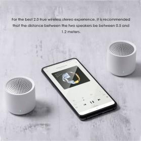 Xiaomi Mijia Wireless Portable Bluetooth 5.0 Speaker Stereo 1PCS - XMYX05YM - Black - 3