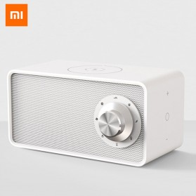 Xiaomi Mijia Qualitell Portable Speaker White Noise Wireless Charger 10W Bluetooth 5.0 - ZS1001 - White
