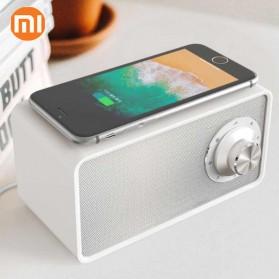 Xiaomi Mijia Qualitell Portable Speaker White Noise Wireless Charger 10W Bluetooth 5.0 - ZS1001 - White - 2