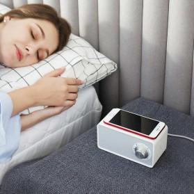 Xiaomi Mijia Qualitell Portable Speaker White Noise Wireless Charger 10W Bluetooth 5.0 - ZS1001 - White - 4