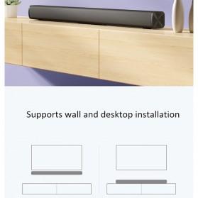 Xiaomi Redmi Soundbar Speaker 30W Home Theater Bluetooth 5.0 - MDZ-34-DA - Black - 6