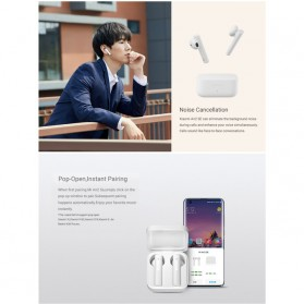 Xiaomi Mi Air 2 SE TWS Bluetooth Earphone - TWSEJ04WM - White - 2