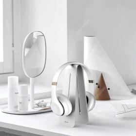 Xiaomi iQunix H-Stand Universal Headphone Stand Hanger Bracket - Silver - 8