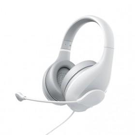 Xiaomi K Song Wired Headphone Headset Karaoke with Mic - White - 3
