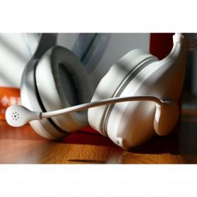 Xiaomi K Song Wired Headphone Headset Karaoke with Mic - White - 4