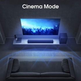 Xiaomi Soundbar Home Theater 2.1 Subwoofers 100W Bluetooth 5.0 -MDZ-35-DA - Black - 3