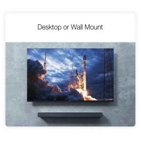 Xiaomi Soundbar Home Theater 2.1 Subwoofers 100W Bluetooth 5.0 -MDZ-35-DA - Black - 9