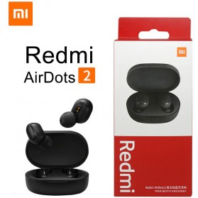 Xiaomi Redmi Airdots 2 TWS Bluetooth Earphone - TWSEJ061LS - Black