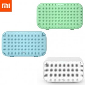 Xiaomi Redmi XiaoaI Bluetooth Smart Voice Speaker for iOS Android - L07A - Blue - 2