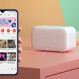 Xiaomi Redmi XiaoaI Bluetooth Smart Voice Speaker for iOS Android - L07A - Blue - 5