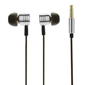 Xiaomi Mi Piston Huosai Earphone (OEM) - Silver