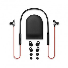 Meizu Bluetooth Earphone Sporty Magnetic dengan Microphone - EP52 - Red - 4