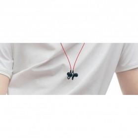 Meizu Bluetooth Earphone Sporty Magnetic dengan Microphone - EP52 - Red - 6