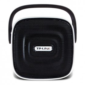 TP-Link Groovi Ripple Portable Bluetooth Speaker - BS1001 - Black - 1