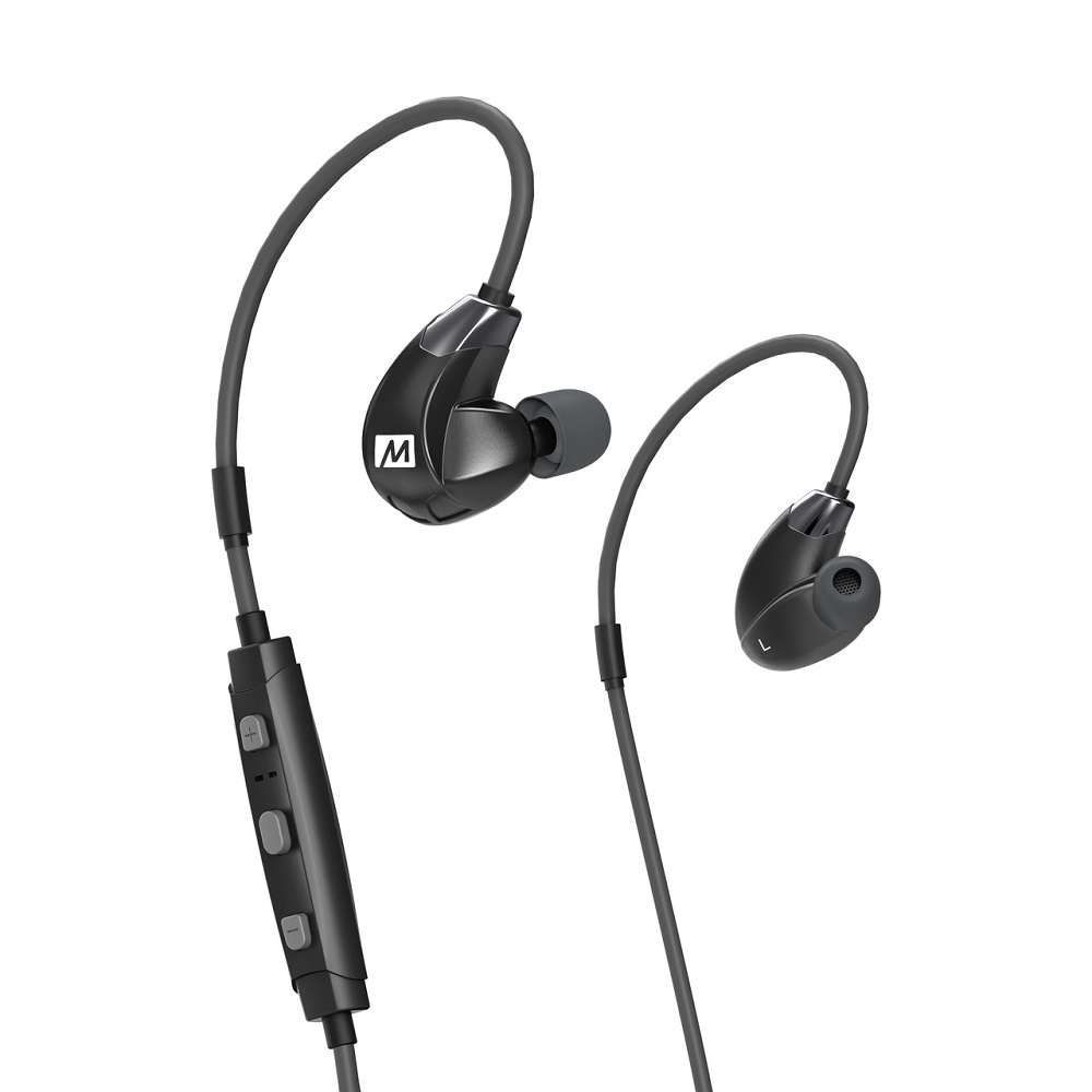 Meelectronics Stereo Bluetooth Wireless Sport In Ear Hd Headphones Diy Wiring Lampu Rumah With Memory Wire X7 Plus