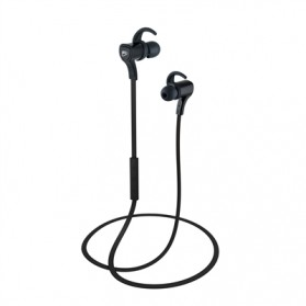 MEElectronics Air-Fi Metro2 Noise-Isolating In-Ear Stereo Bluetooth Wireless Headset - AF72 - Black