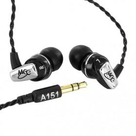 MEElectronics Balanced Armature In-Ear Headphone - A151 - Black