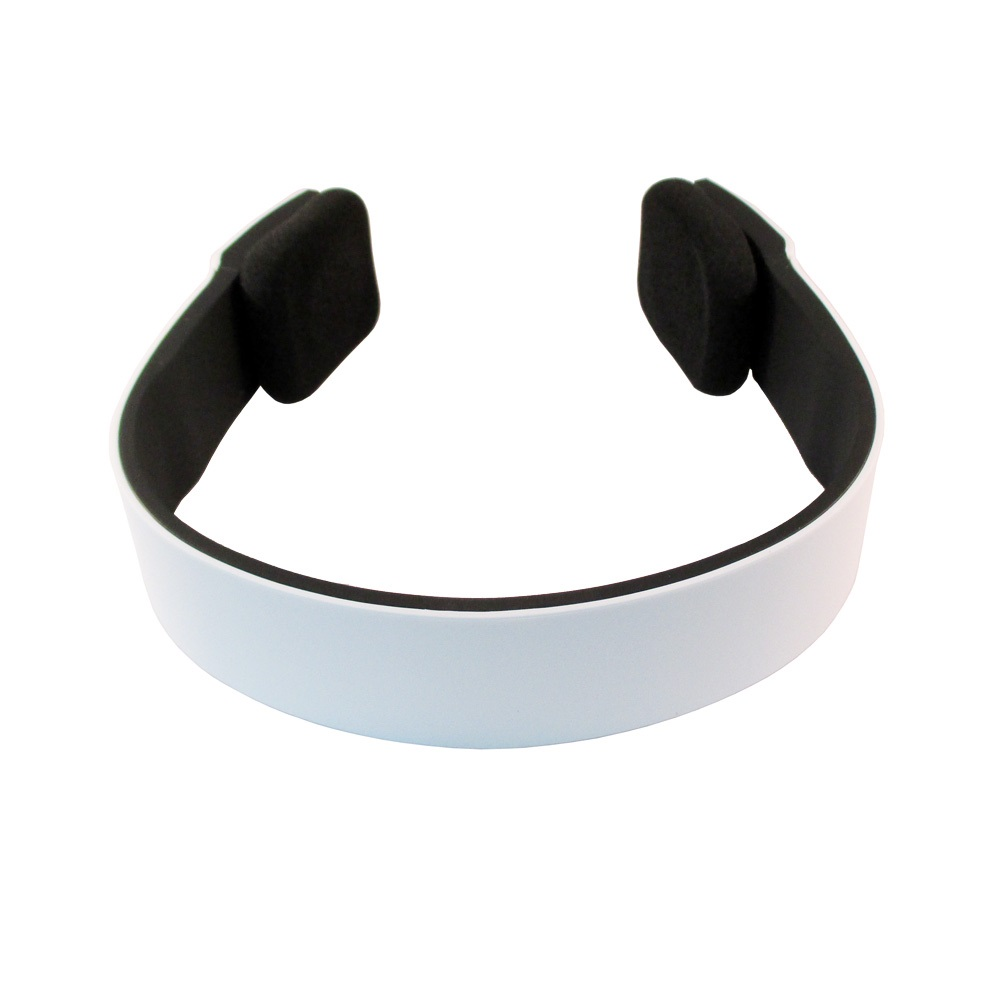 lapara bluetooth headset with microphone snow white. Black Bedroom Furniture Sets. Home Design Ideas