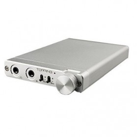 Topping NX3 Portable Headphone Amplifier - Silver
