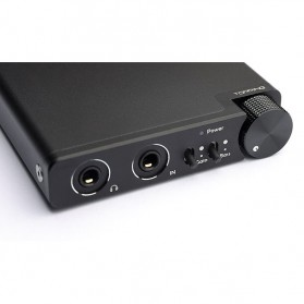 Topping NX5 Portable Headphone Amplifier - Black - 4