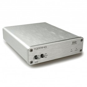 Topping D30 High Resolution USB DAC - Silver - 1