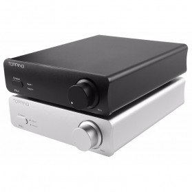 Topping PA3 Desktop Digital Amplifier - Black - 5