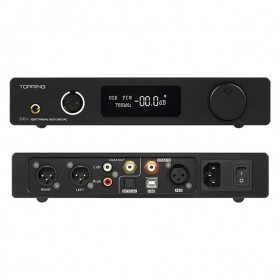 Topping DX7s Balanced DAC Headphone Amplifier - Black - 5